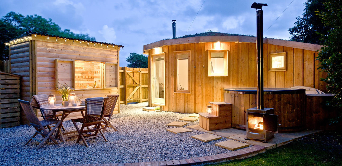 Ensuite Glamping in Cornwall