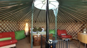 Yurt Internal