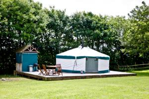East Thorne Yurts 21