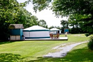 East Thorne Yurts 22