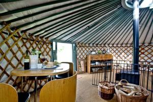 East Thorne Yurts 34